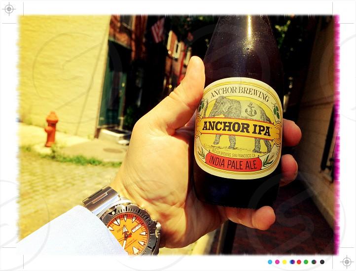 Anchor IPA Seiko Monster Craft Beer Philadelphia Beer photo