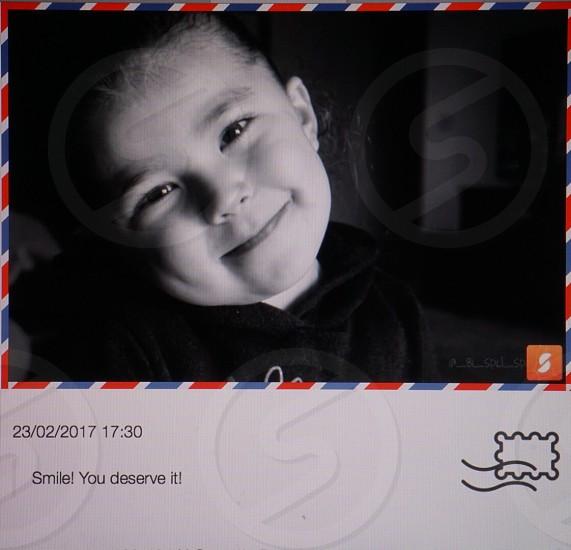 Scriba niece postcard  photo