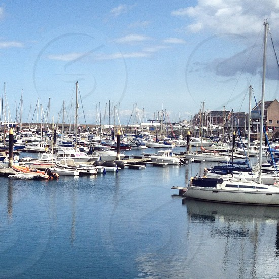 Bangor marina  photo