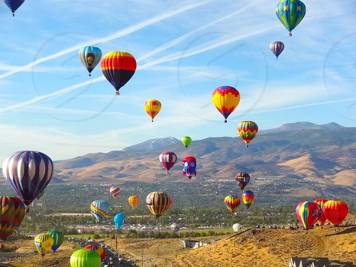 Reno NV Air Balloon Races photo