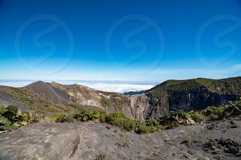 Volcano Irazu - Costa Rica photo