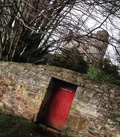 Leopolds gate Hawarden castle north wales photo