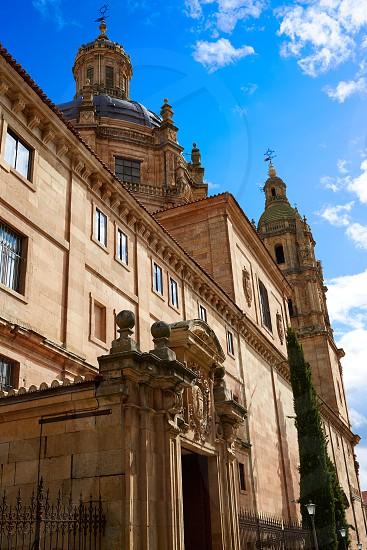 Universidad Pontificia university in Salamanca of Spain photo