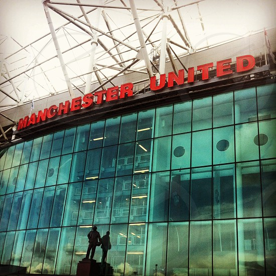 Old Trafford Manchester United  photo
