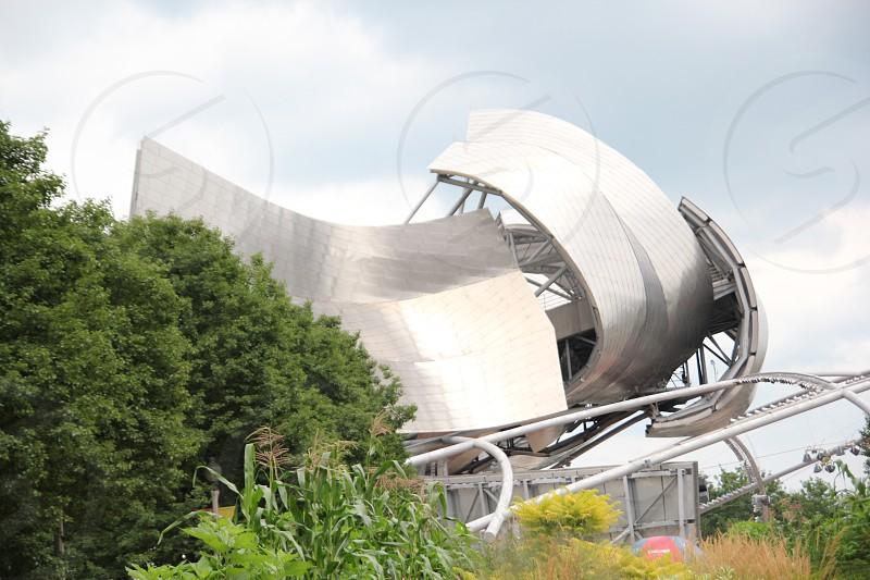 Chicago Music Shell at Millennium Park photo