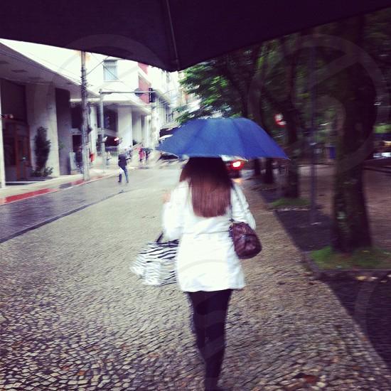 Rain in Rio photo