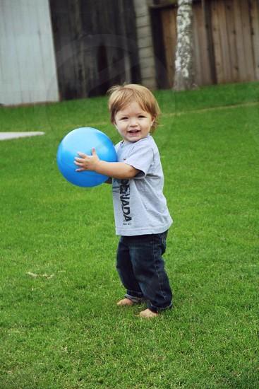 Backyard Boy photo