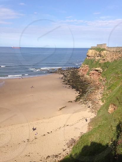 Coast near Newcastle  photo
