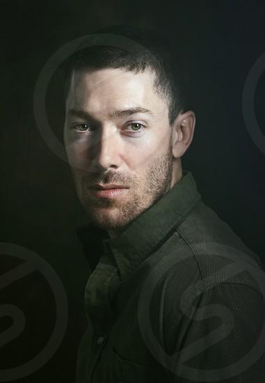 Portrait of Jared photo