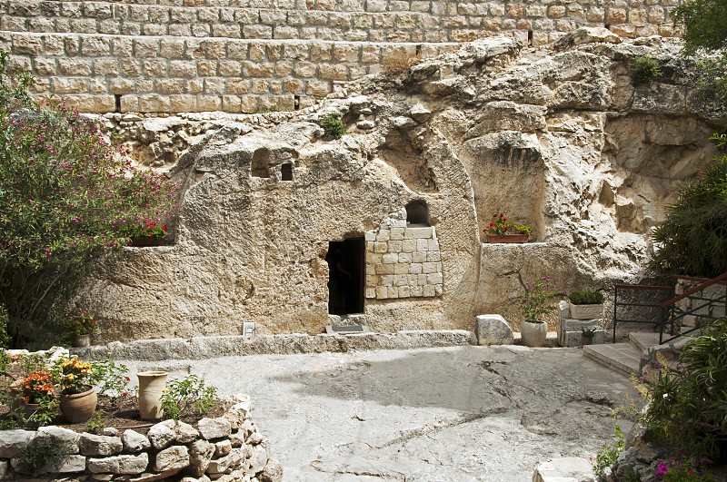 place of the resurrection of Jesus Christ according to the bible photo