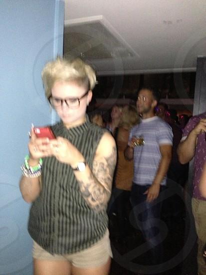 modern day clubbing photo