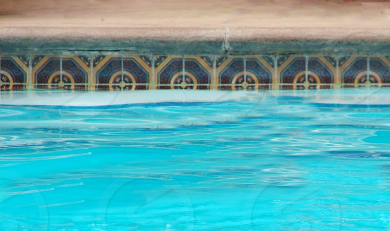 outdoor swimming pool photo