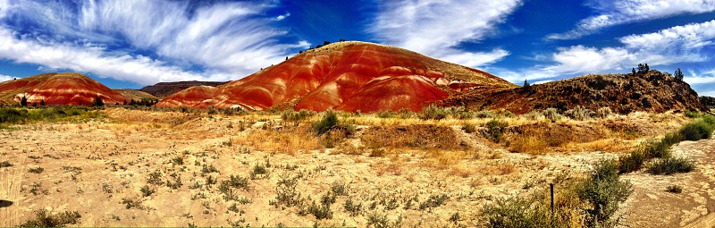 Painted Hills Central Oregon photo