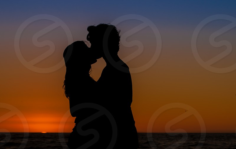 Love Silhouette #1 photo