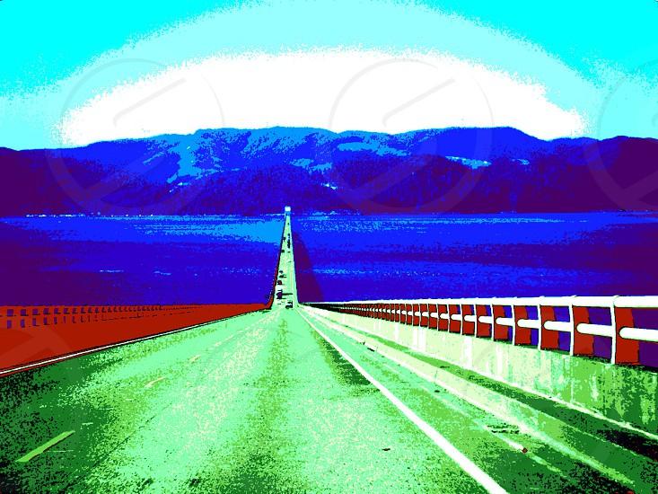 long bridge photo