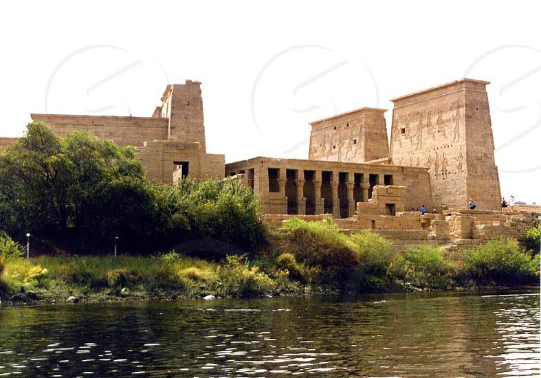 Assuan - Philae temple photo