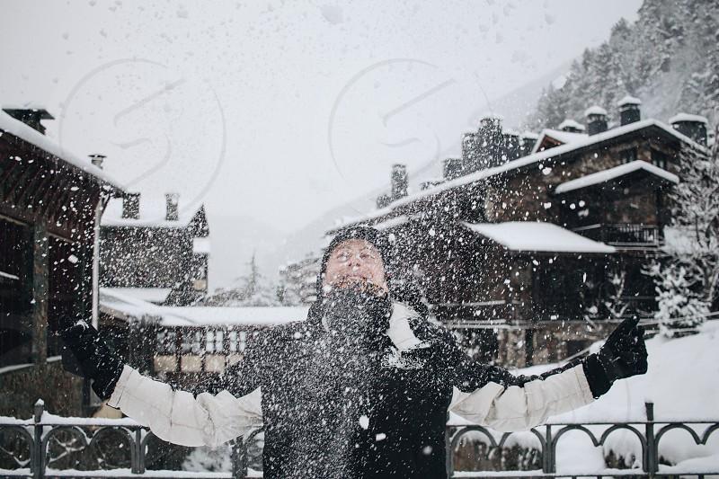 Andorra winter photo