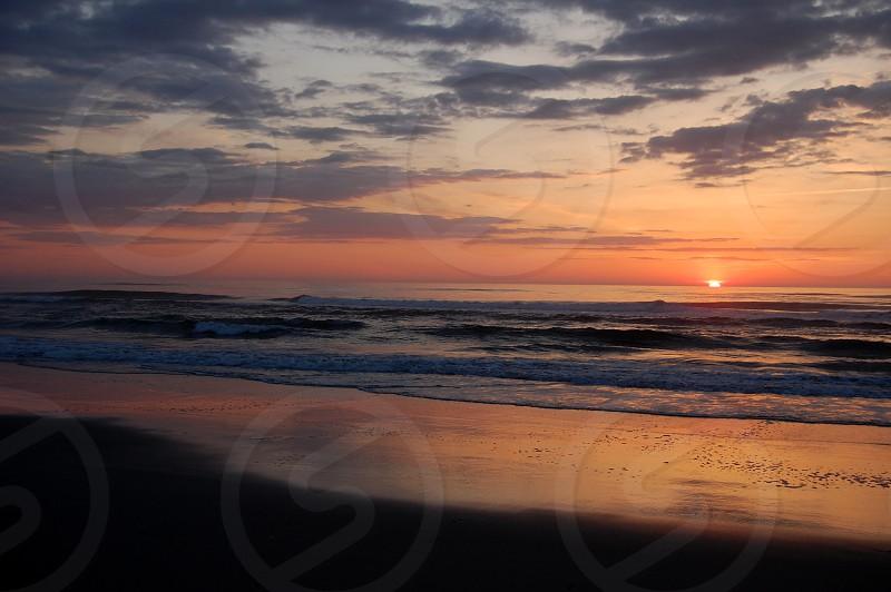 Sunrise in Corolla OBX photo
