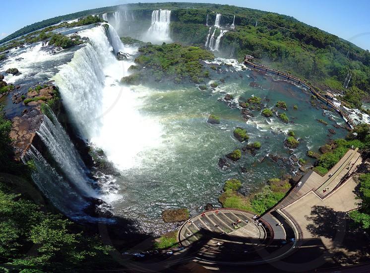 Great waterfall - 1 photo