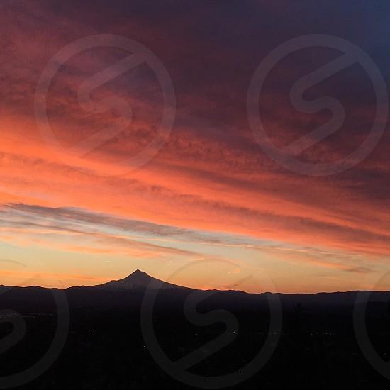 Sunrise; Mt. Hood; Pacific NW; PNW; Oregon; photo