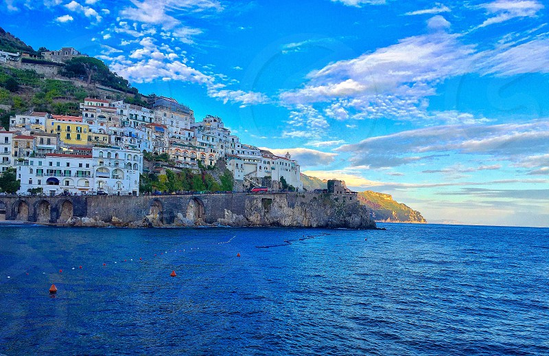 Amalfi Coast Italy photo