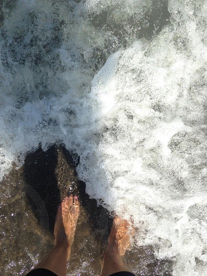 #water #lake #wave #beach photo