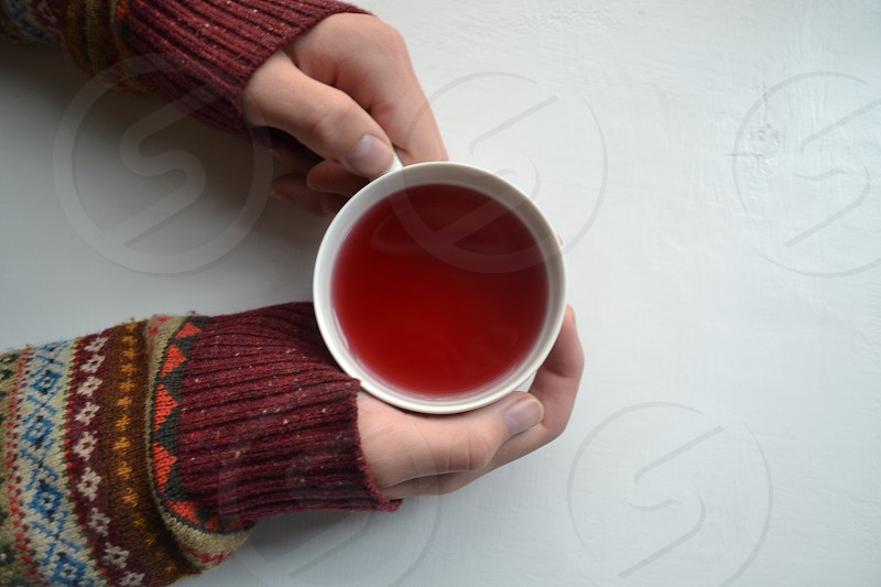 Pomegranate tea photo
