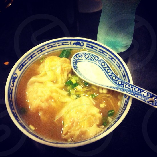 Best ever Won Ton soup photo