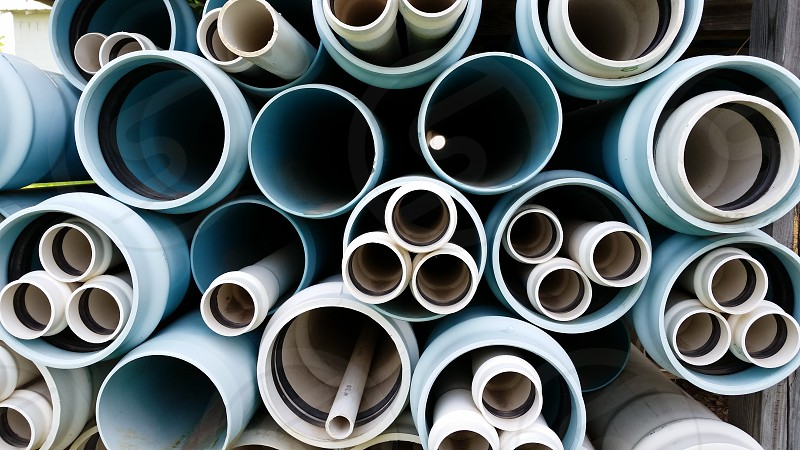 water utility water pipes water piping pipes piping rural water waterlines photo