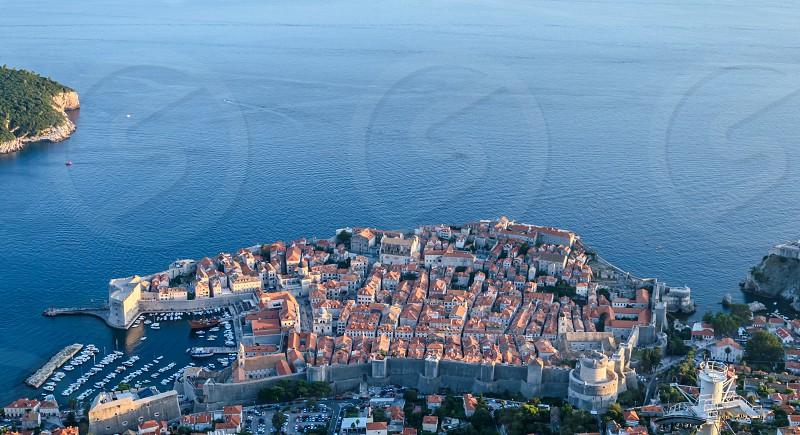 Walls of Dubrovnik - Dubrovnik photo