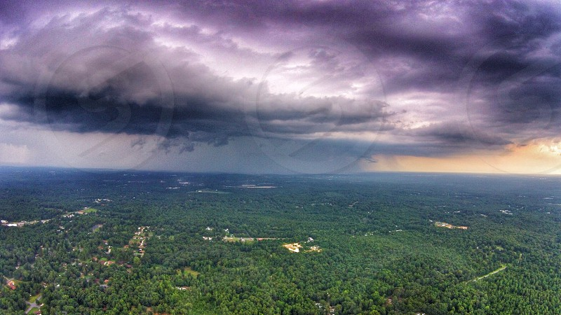 Arkansas Thunderstorm photo