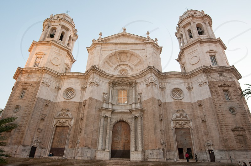 Cadiz Cathedral. photo