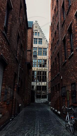 europe belgium antwerp street urban photo