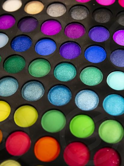 paletta colori professionale per realizzare make-up photo