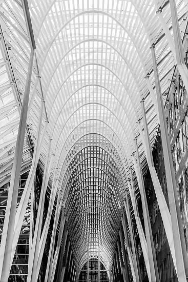 Allen Lambert Galleria in Toronto Canada. photo