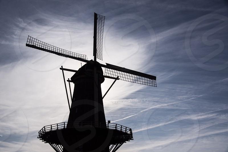 Netherlands Amsterdam windmill delft photo