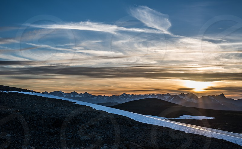 Mt. Edziza Provincial Park BC Canada 2 photo