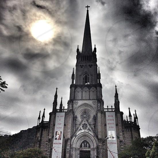 Cathedral in Petropolis Rio de Janeiro Brazil photo