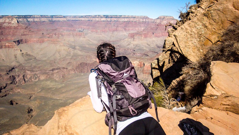 Grand Canyon Overlook photo