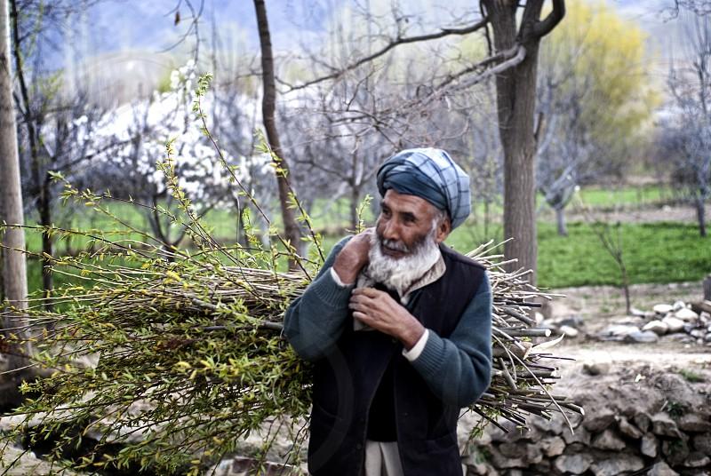 Afghan Village Elder photo