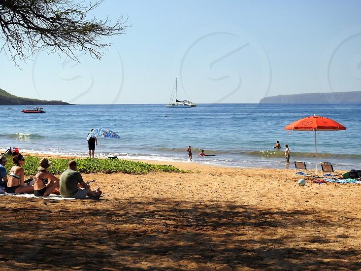 Fun In The Sun On Maui           photo