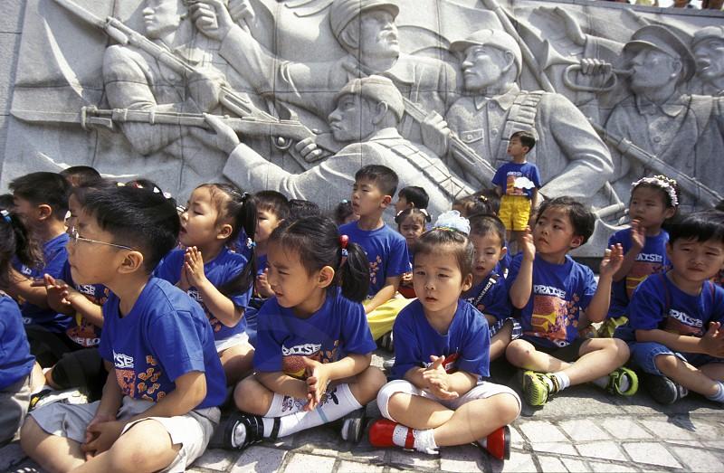 Das Kriegs oder War Memorial in der Hauptstadt Seoul in Suedkorea in Ost Asien. photo