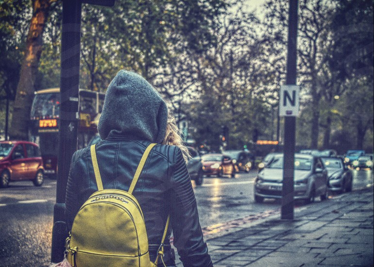 London walk photo