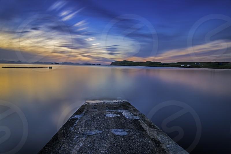 Camus mor Isle of Skye photo