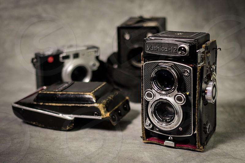 Antique Cameras photo