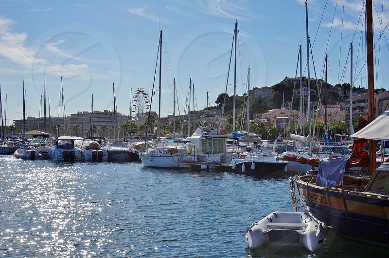 Le Lavandou in Var French Riviera photo