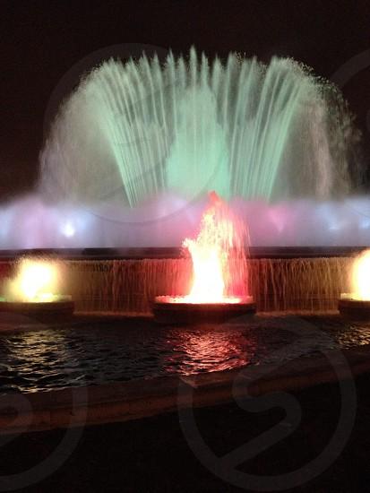Barcelona Magic Fountains  photo