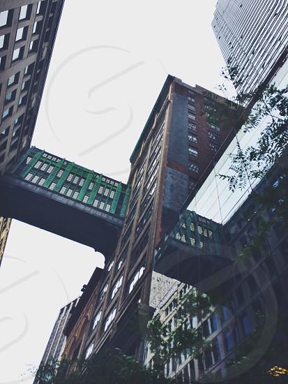 Illusions. New York.  photo