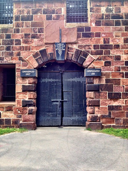 Castle Williams Governors Island photo