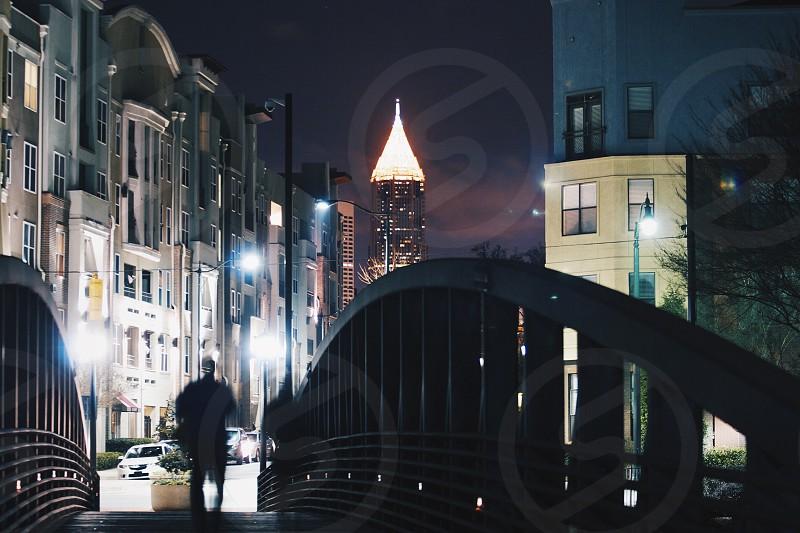 Lovers of light. Atlanta GA photo
